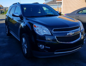2012 CHEV EQUINOX RARE FIND 6CYL AWD LOW KM  TOP OF THE LINE!