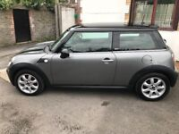 Mini 1.6 Cooper Graphite 3 Door in Silver 2009