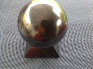 80mm Shungite sphere and base