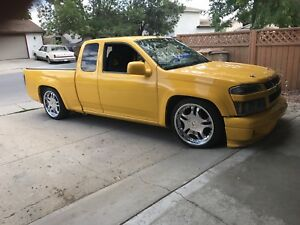 2005 Chevy Colorado turbo charged