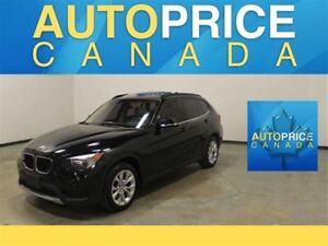 2013 BMW X1 xDrive28i NAVIGATION|P-SEAT|PANORAMIC ROOF