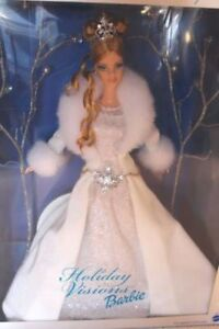 BEAUTIFUL NEVER OUT OF BOX CHRISTMAS BARBIE