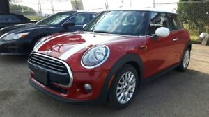 2016 MINI Hardtop Cooper Leather Power Sunroof