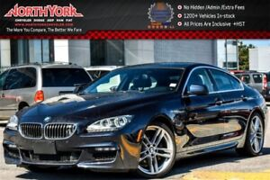 2014 BMW 6 Series 640i |xDrive|MSport,LightingPkgs|Sunroof|Nav|N