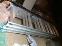 Loft ladder - aluminium sliding loft ladder