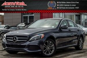 2015 Mercedes-Benz C-Class C300 |4MATIC|Nav|BlindSpot|Leather|Pa