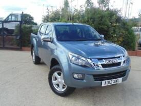 2012 Isuzu D max 2.5TD Yukon Double Cab 4x4 4 door Pick Up