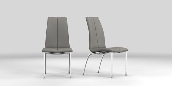 Next Opus Dining Chairs X2