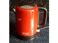 Red russle hobs kettle