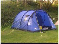 Hi gear rock 5 tent bundle