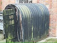 Wanted ww2 Anderson shelter