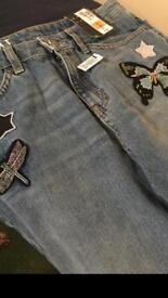 Women M&S jeans size 10
