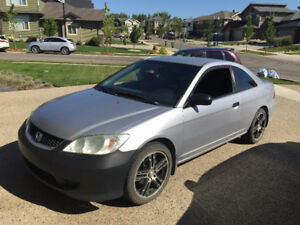 Excellent Condition 2004 Honda Civic SE