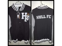 Hull Fc Bomber Style Jacket Brand New size 2xl