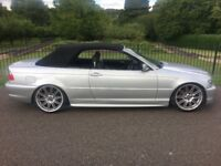 BMW 318Ci M Sport Convertible - Lowered - Heated Electric Leather Interior - Superb Drive - Mot3/18