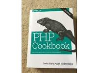 PHP Cookbook solutions & examples for PHP programmers