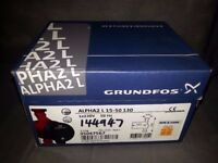 Grundfos Alpha2 L 15-50 130 circulating pump 1 x 230V, 50 Hz