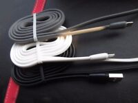 5.£10 USB Syc iPhone/Andr Chargers made from rubber, & can rub of pencil lead