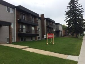 REDUCED RENT-1bdrm apt-RED DEER-FREE RENT on 12th month!