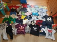 BABY/TODDLER BOYS CLOTHES!