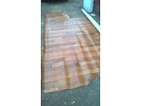 Used large vinyl flooring for sale