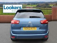 Citroen C4 Picasso HDI VTR PLUS (blue) 2013-09-20