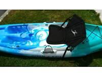 Ocean kayak sport fast 3 metre boat surf surfing