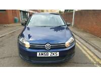 2009 VOLKSWAGEN VW GOLF 1.4 SE 5 DOOR SIMILAR TO LEON IBIZA ASTRA FOCUS I30 CIVIC