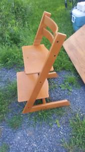 Chaise trip trap