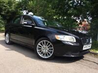 2007 Volvo S40 2.4 Petrol Auto SE Lux, 1 Owner, Only 33k miles