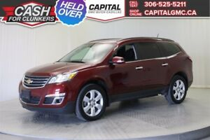 2016 Chevrolet Traverse LT AWD *Sunroof-Remote Start-Heated Seat