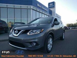 2015 Nissan Rogue SV awd bluetooth power seat heated seats su...