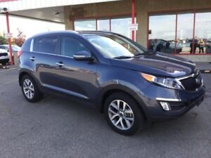 2014 Kia Sportage EX Accident Free,  Heated Seats,  Back-up Cam,