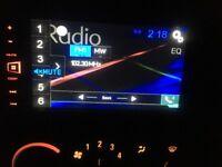 Pioneer media stereo