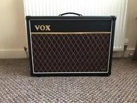 For Sale : VOX AC15VR amp