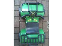John Deere Buck ATV Ride On