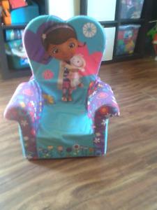 Disney DOC McStuffins Toddler Chair