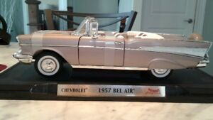 1957 Chev Bel Air Die Cast Car