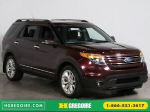 2011 Ford Explorer Limited AWD CUIR TOIT MAGS 6PASSAGERS
