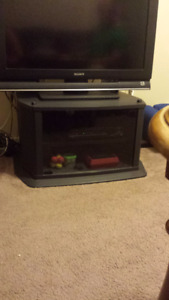 TV and video games stand