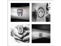 Handpoke Tattoo Artist London