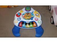Baby Einstein musical table