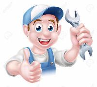 Plumber/handyman