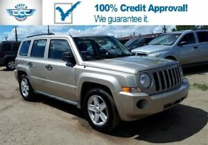2010 Jeep Patriot Sport 4x4!! Low KM'S & Low Monthly Payments!!