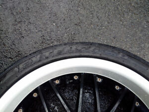Nissan/infiniti rims and tires