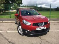 Nissan Qashqai 1.5dCi 2WD Acenta 2010 NEW MODEL *LOW MILES, CLEAN CAR*