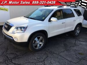 2011 GMC Acadia SLT1, Automatic, Leather, Third Row Seating, AWD