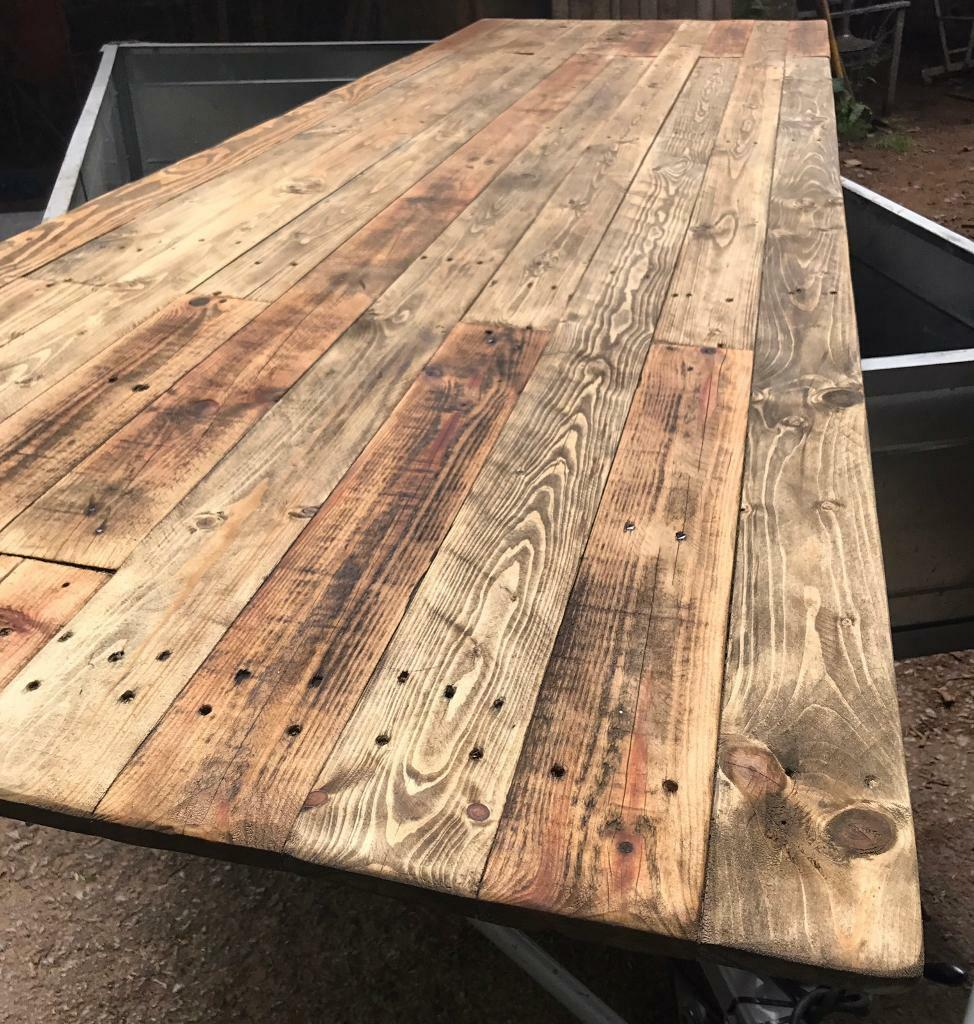 Reclaimed Wood Table Tops In Ivybridge Devon Gumtree