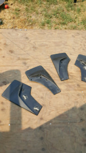 New mudflaps for 08 to 2013 chevy trucks