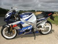 Suzuki GSXR 1000 K2 Mint condition